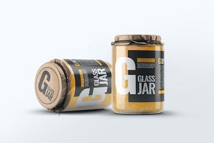 Glass Jar Mock-Up v.2