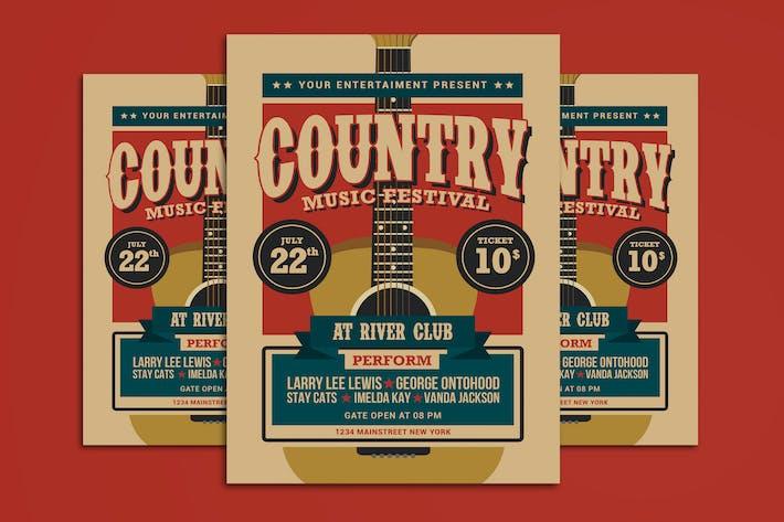 Thumbnail for Festival de musique country