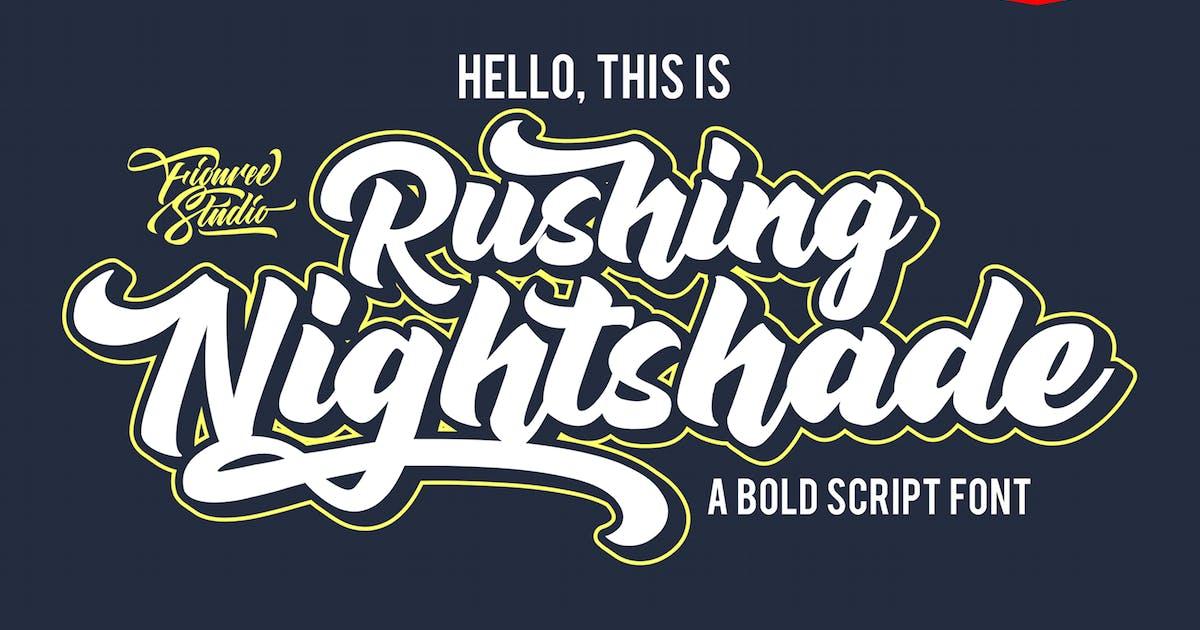 Download Rushing Nightshade by figuree