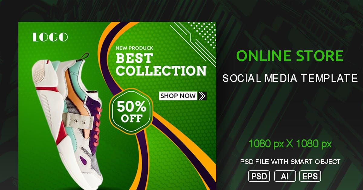 Download Shoes Social media post by EkoZero7
