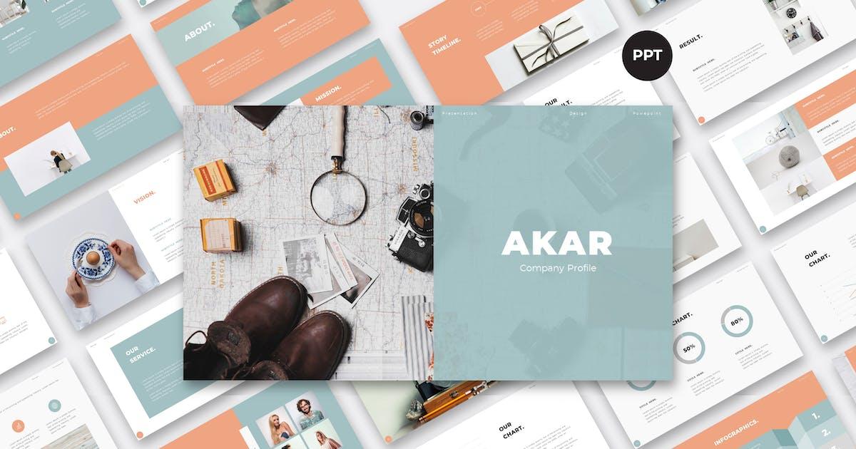 Download AKAR PRESENTATION by celciusdesigns