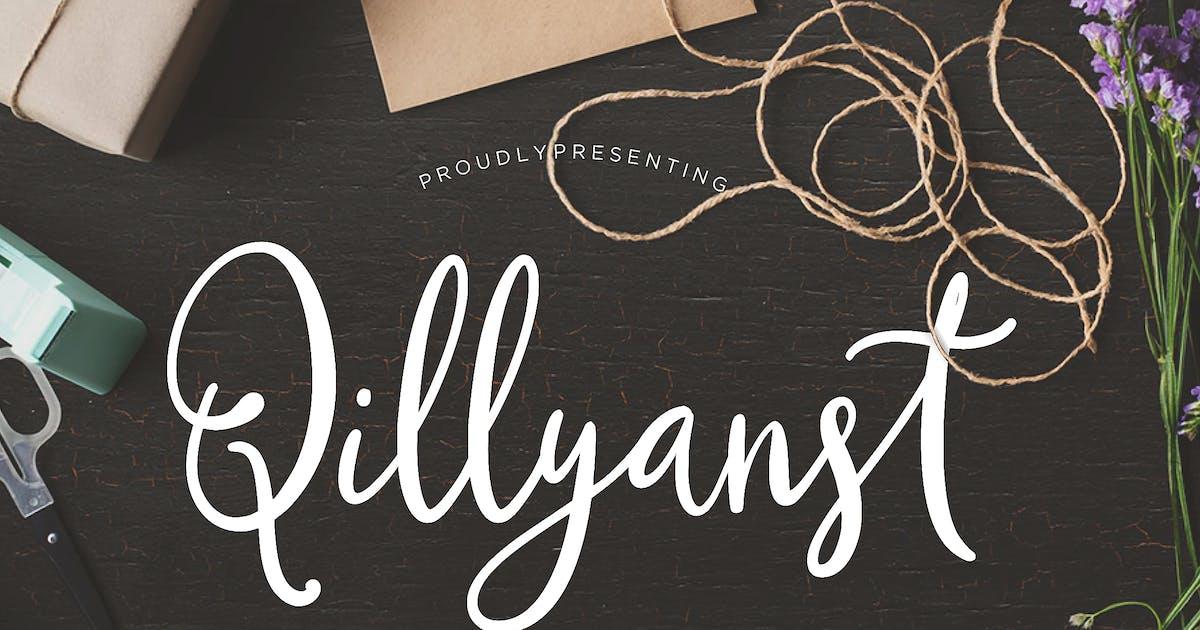 Download Qillyanst Signature Calligraphy by RahardiCreative