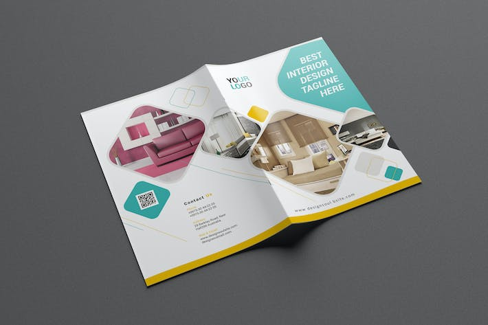 interior bifold brochure by designsoul14 on envato elements