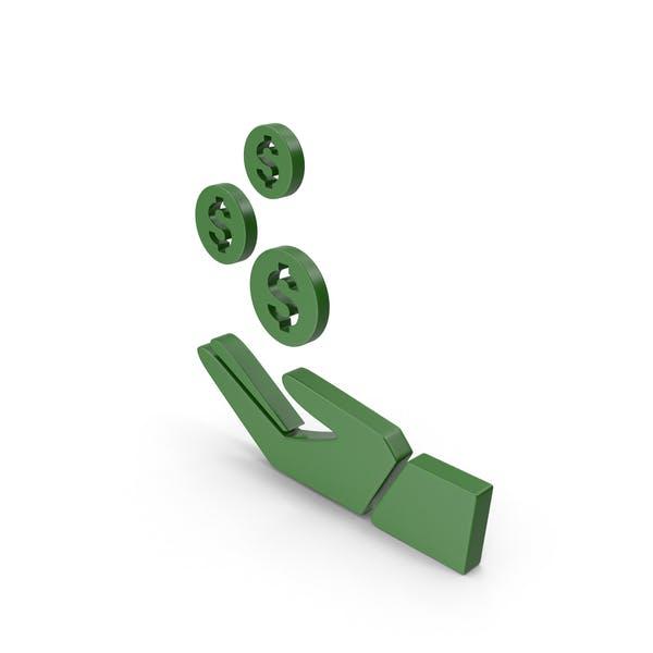 Thumbnail for Green Money Icon