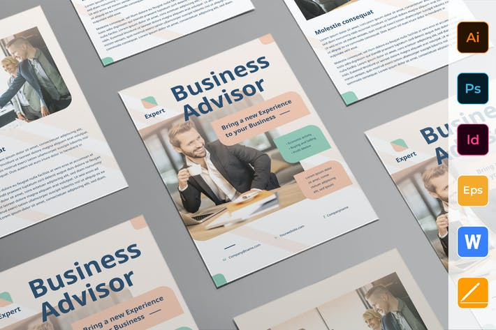 Thumbnail for Business Advisor Flyer