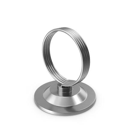 Price Tag Holder Large Spiral