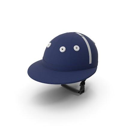 Polo-Helm Marineblau