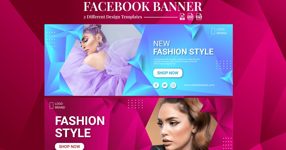 Download Facebook Banner - Fashion Style by alphaleonis_std