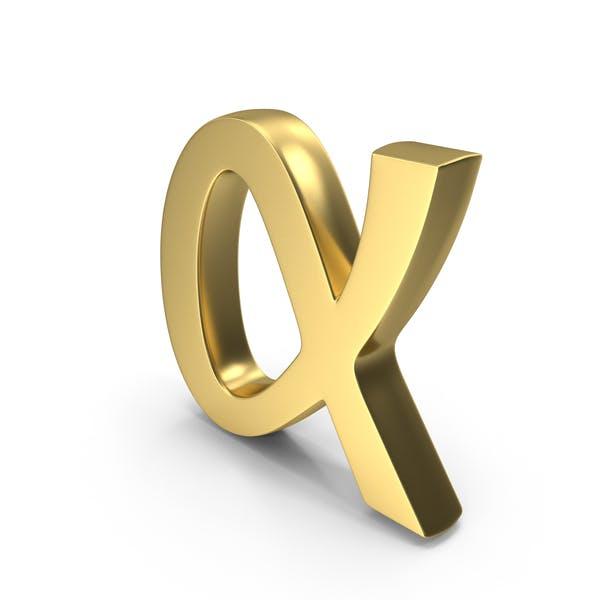 Alphasymbollogosymbol