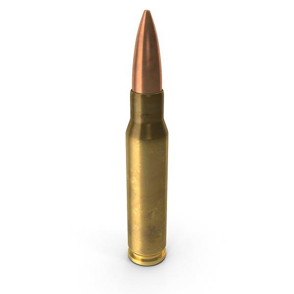 Cartucho NATO 7,62 × 51 mm