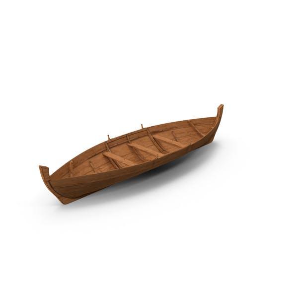 Thumbnail for Веречная лодка