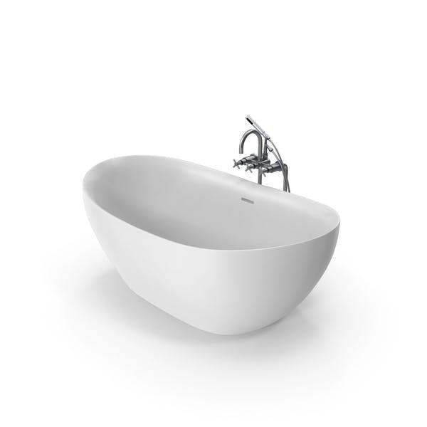Thumbnail for Modern Bathtub