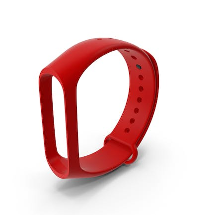 Silicone Strap for Fitness Tracker