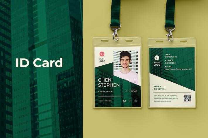 ID Card Vol. 17