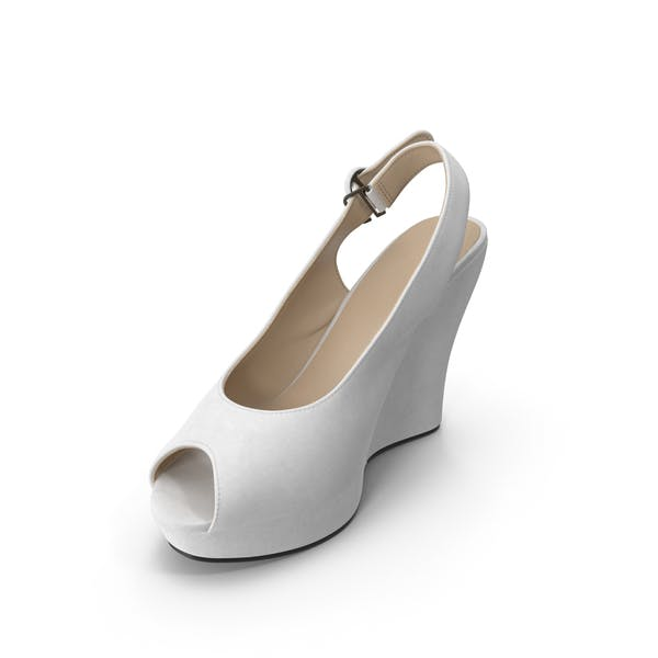Women's Shoes White
