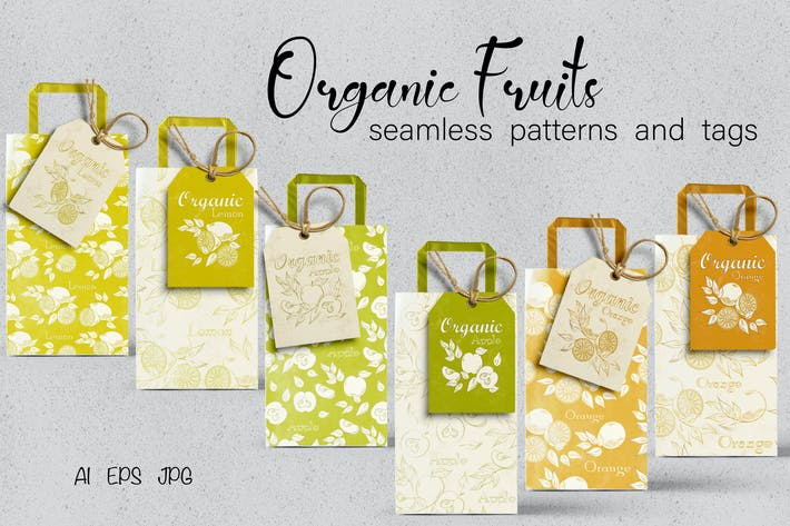 Thumbnail for Organic Fruits