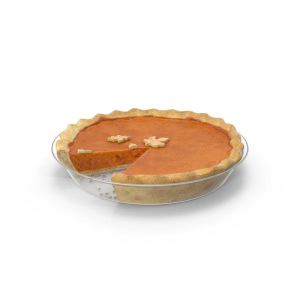 Pumpkin Pie Slice Missing