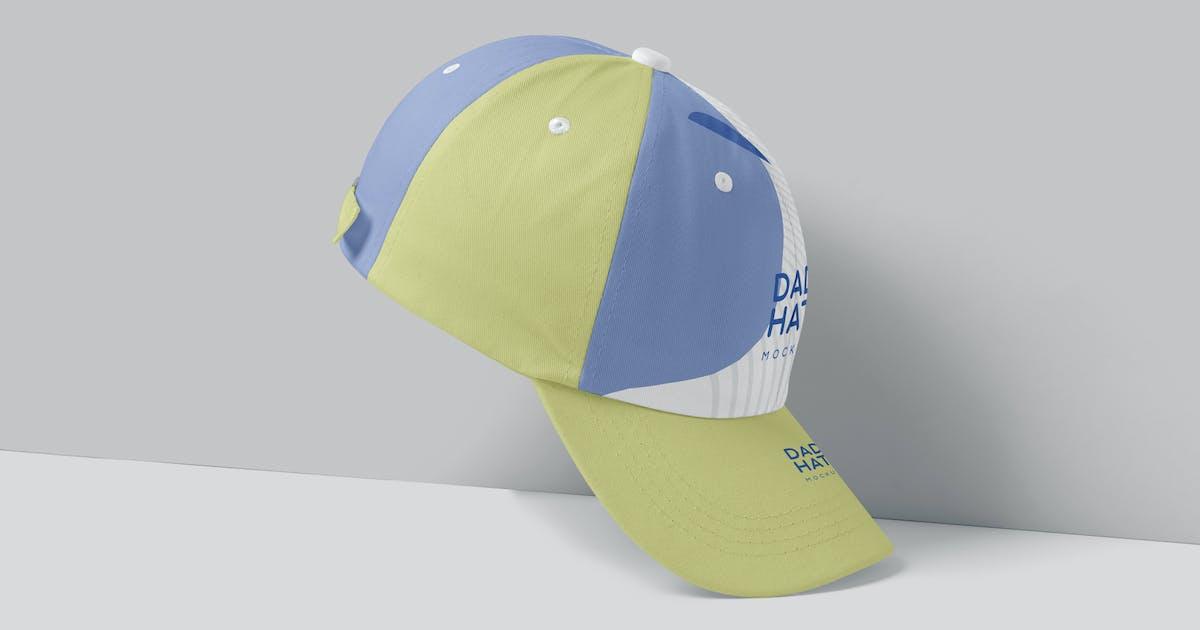 Download Dad Hat Mockups by GfxFoundry