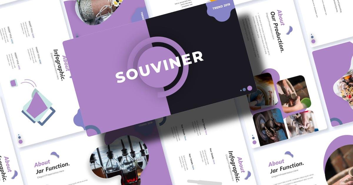 Download Souvenir | Powerpoint Template by Vunira