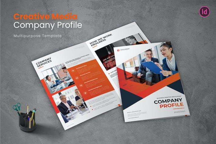Thumbnail for Creative Media Company Profile