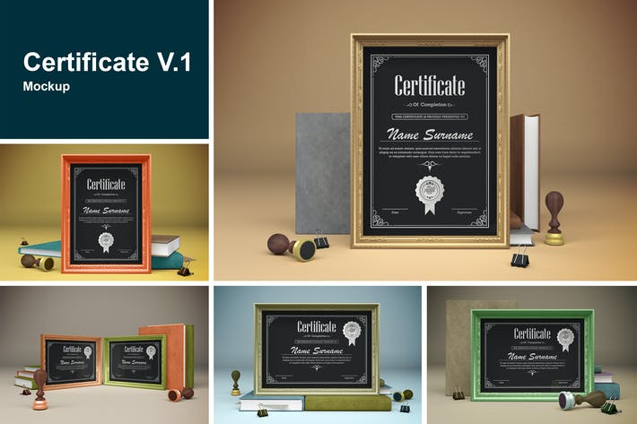 Zertifikat V.1