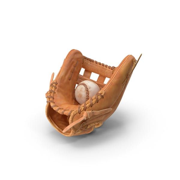 Thumbnail for Baseball Glove and Baseball