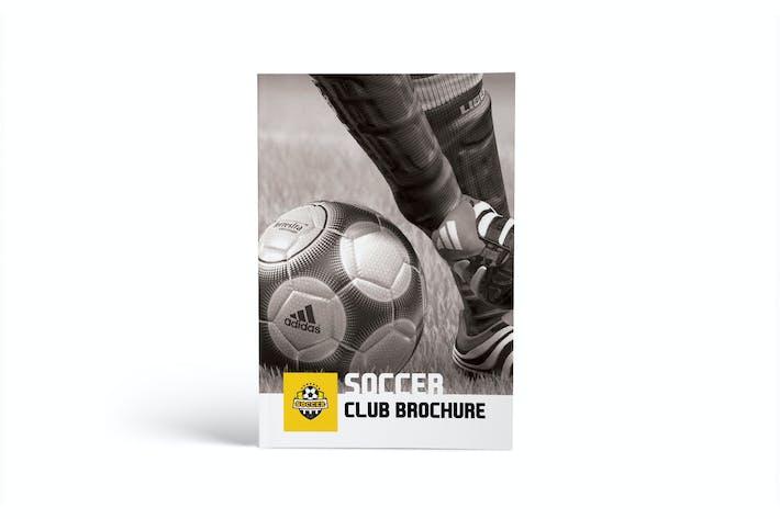 Thumbnail for Soccer Club Brochure