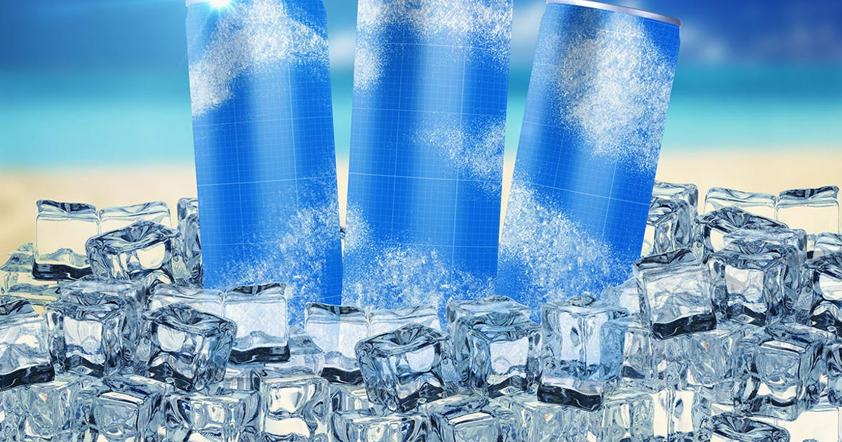 Download Drink Can V.4 by QalebStudio