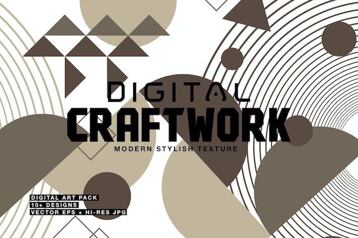 Cover Image For Digital Craftwork