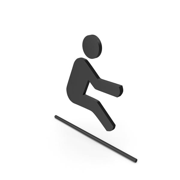 Thumbnail for Long Jump Icon