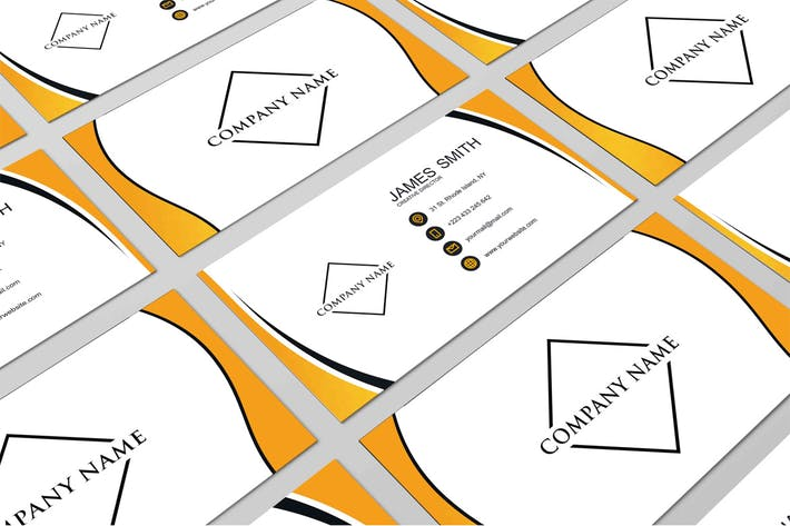 Thumbnail for Business Card Template.04