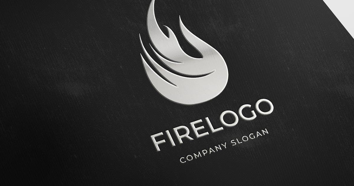 Download Fire Logo by adamfathony