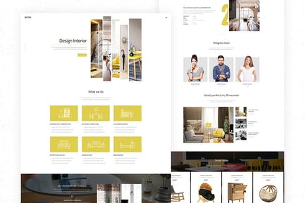 Bristol - Decor, Furniture eCommerce HTML Template
