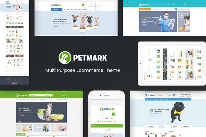 PetMark - Responsive WooCommerce WordPress Theme