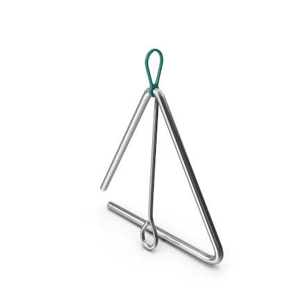 Музыкальный треугольник стали