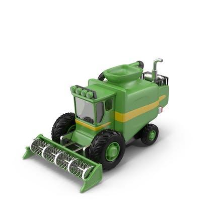 Cartoon Harvester