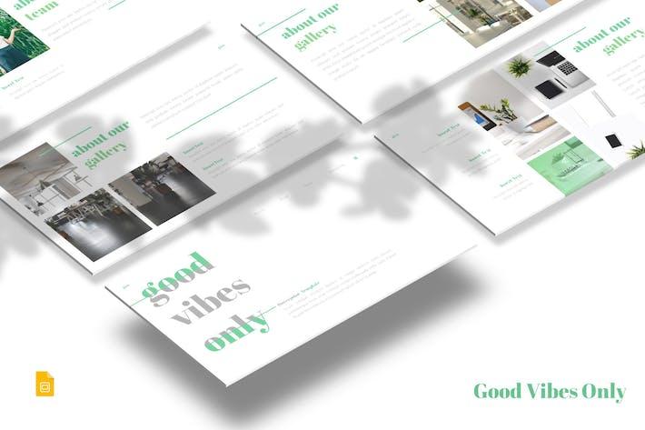 Thumbnail for Gvo - Google Slides Template