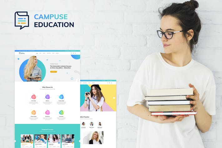 Thumbnail for Campuse - University and Online Learning