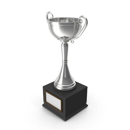 Trophy High Silver