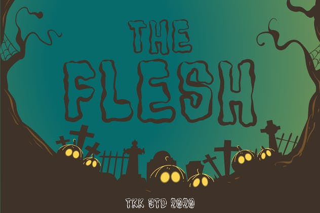 The Flesh - product preview 9