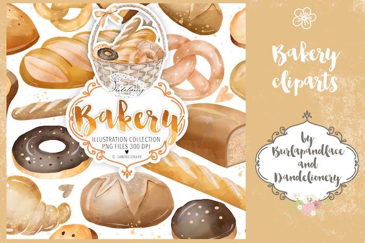 Thumbnail for Bakery design