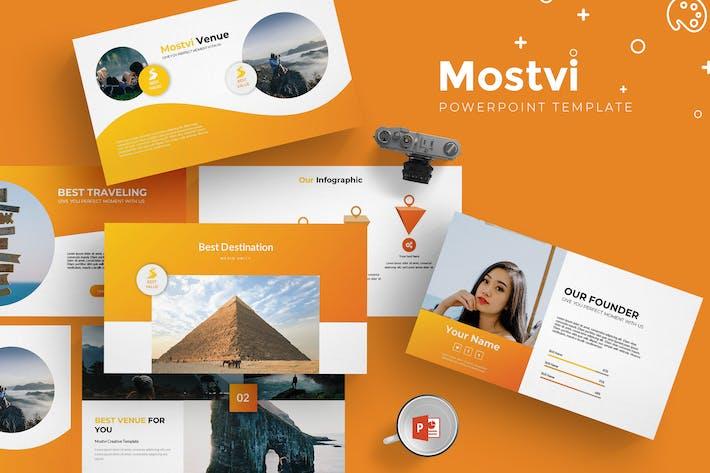 Thumbnail for Mostvi - Powerpoint Template
