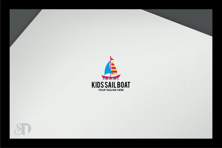 Thumbnail for kids sail boat