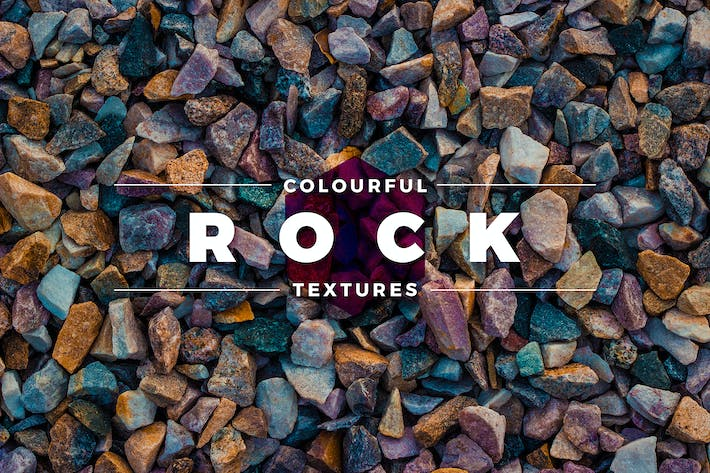Thumbnail for Colourful Rock Textures