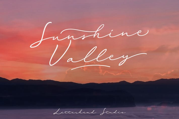 Thumbnail for Sunshine Valley Script