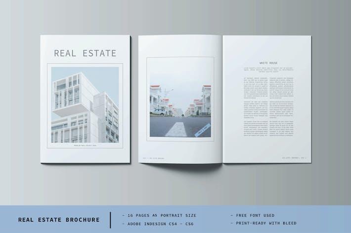 Thumbnail for A5 Real Estate Portrait Size