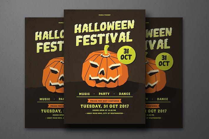 Thumbnail for halloween Festival