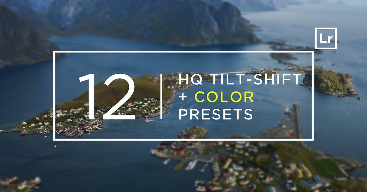 Download 12 HQ Tilt-Shift + Color Lightroom Presets by zvolia