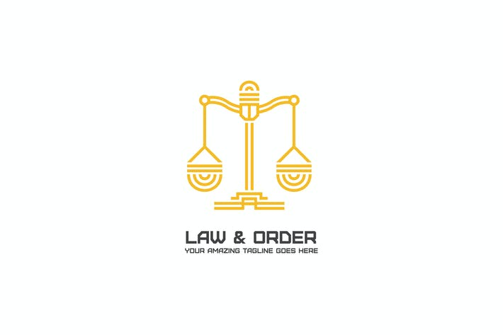 Thumbnail for Lawyer Logo Design