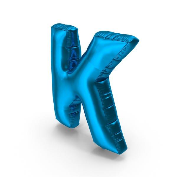 Thumbnail for Foil Balloon Letter K